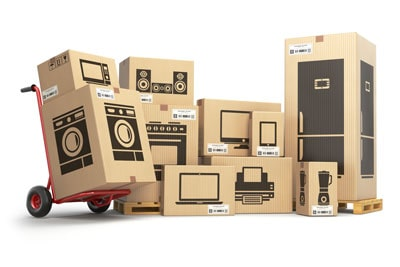 appliance packaging